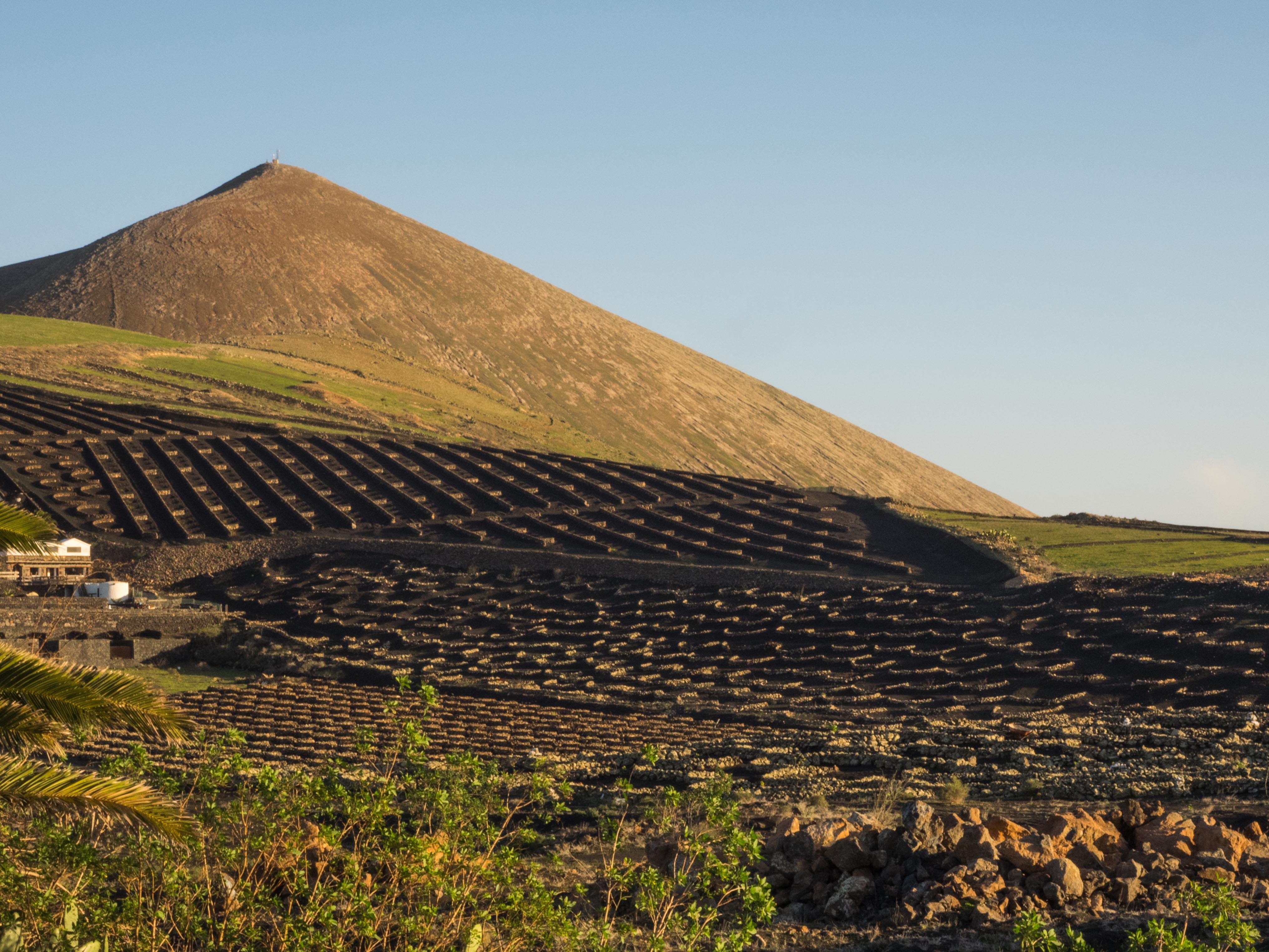 Lanzarote : premières impressions