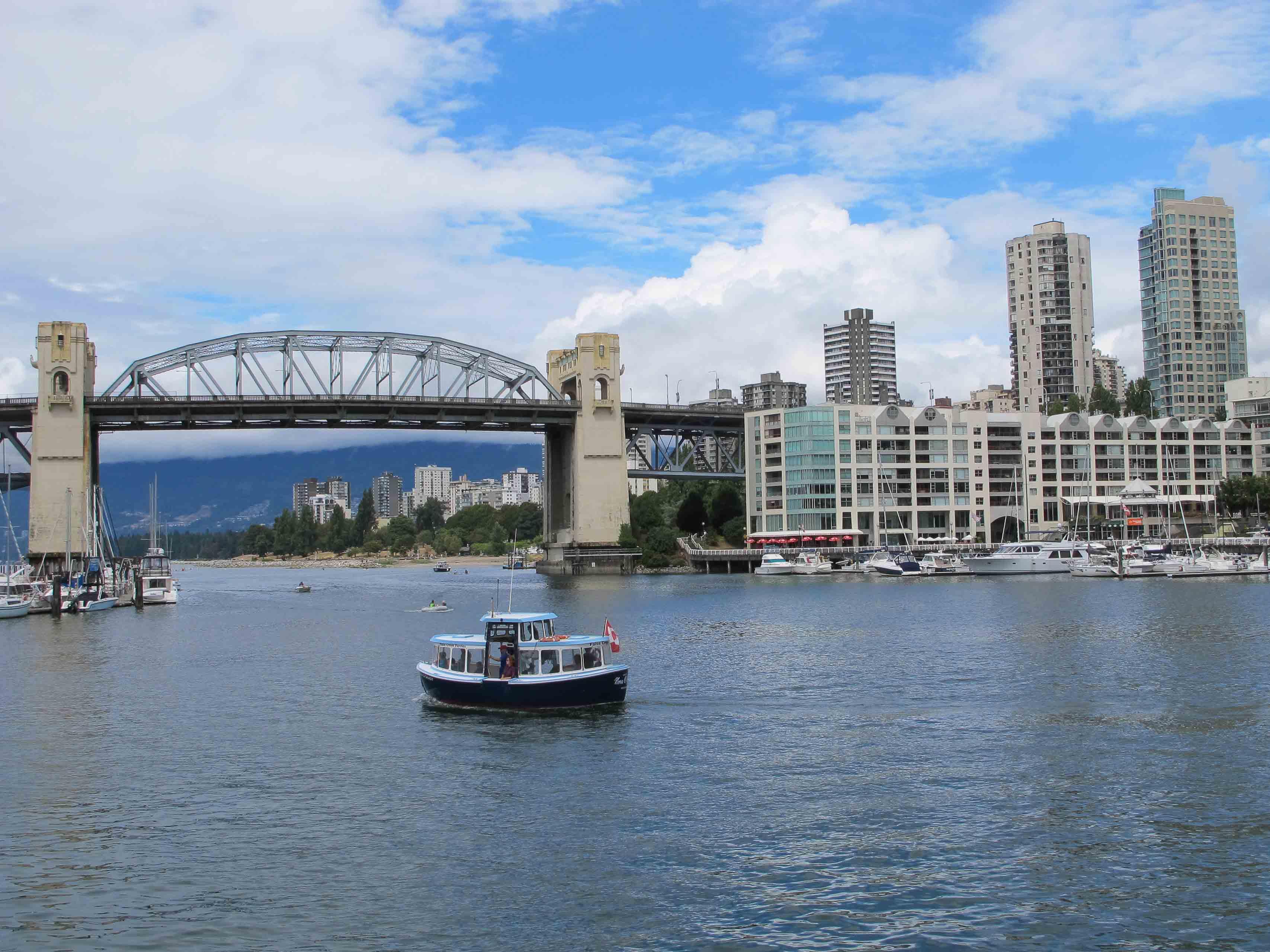 Une journée à Vancouver