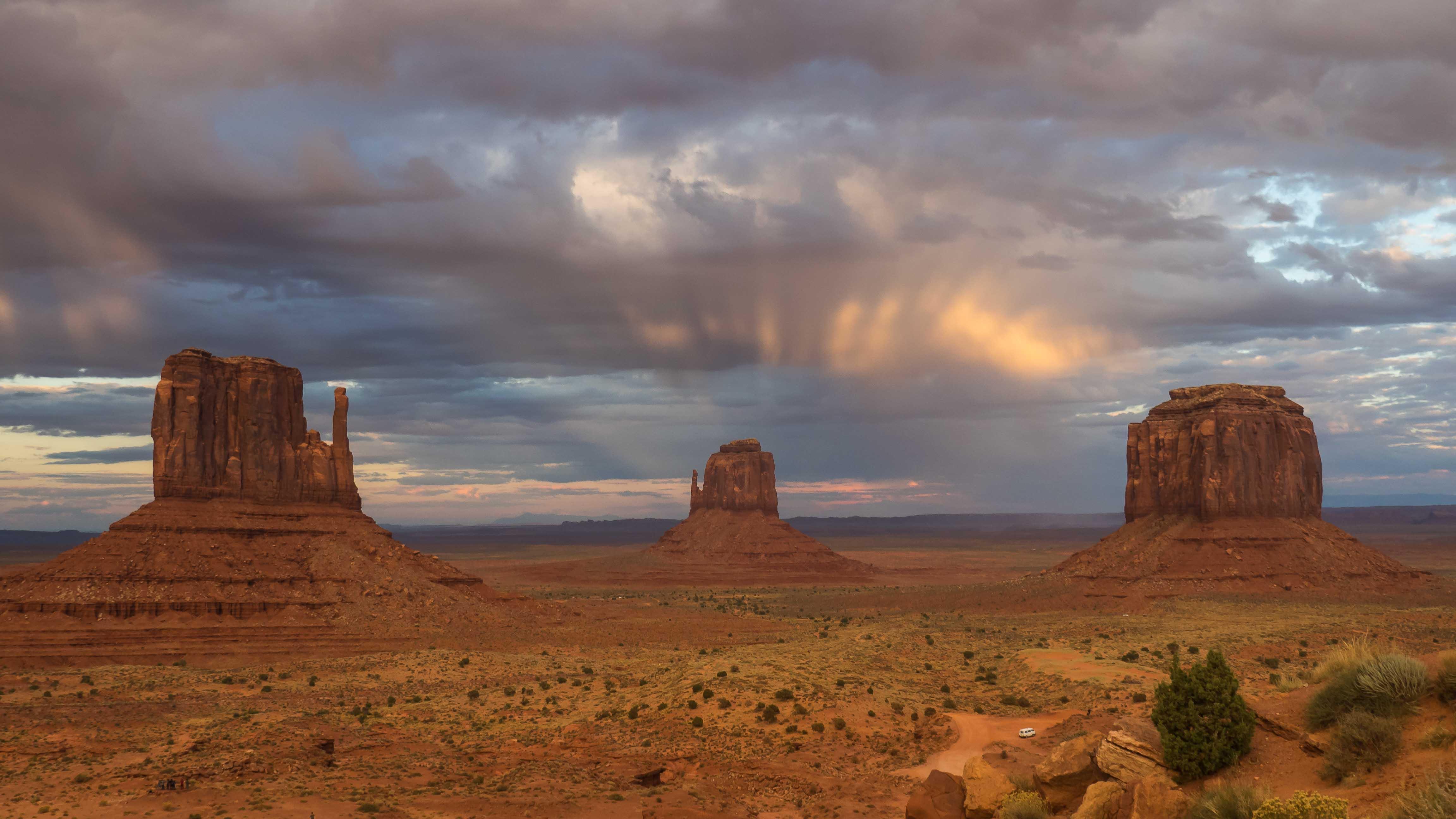 En pays Navajo