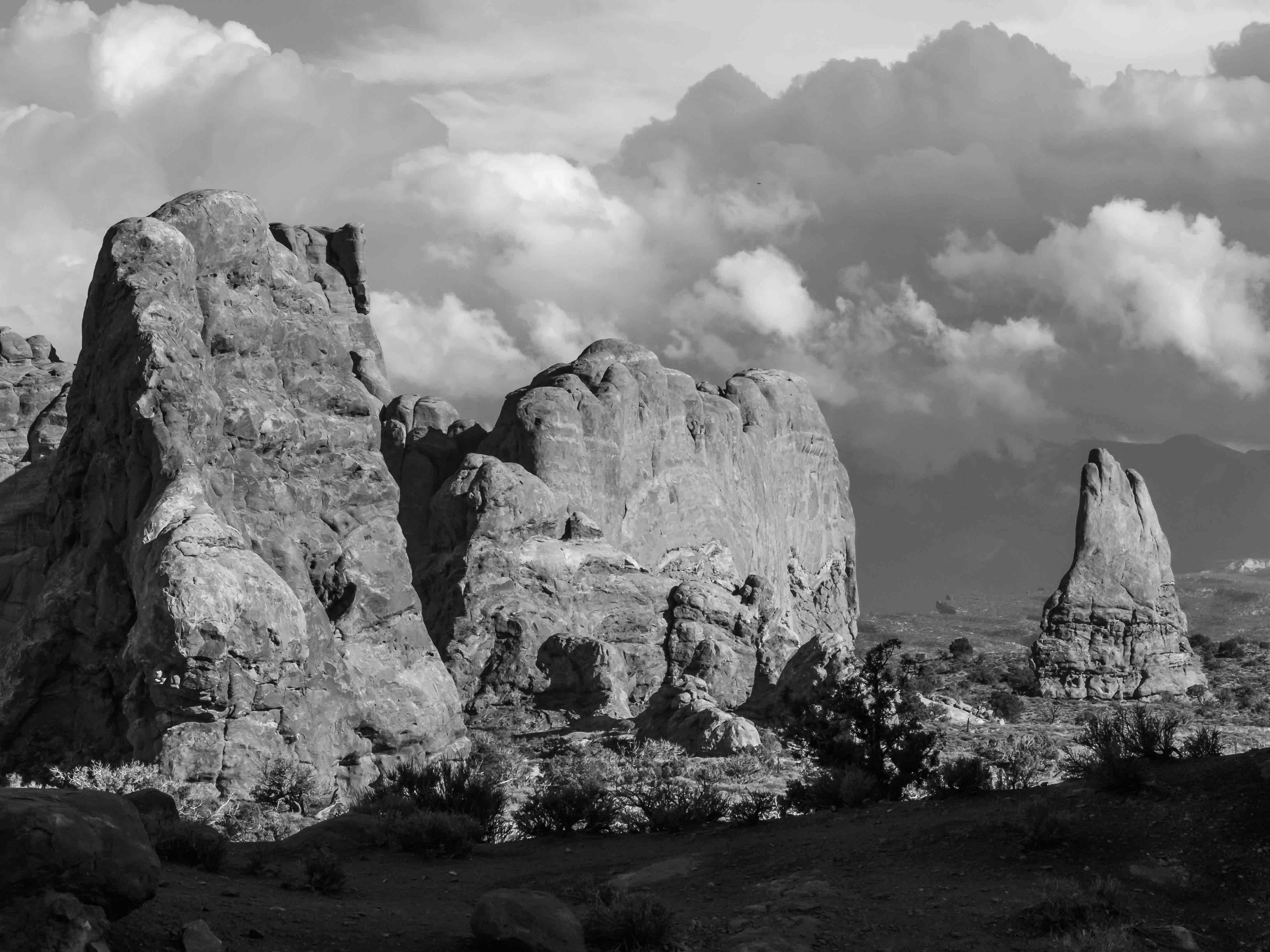 Le ciel de Moab