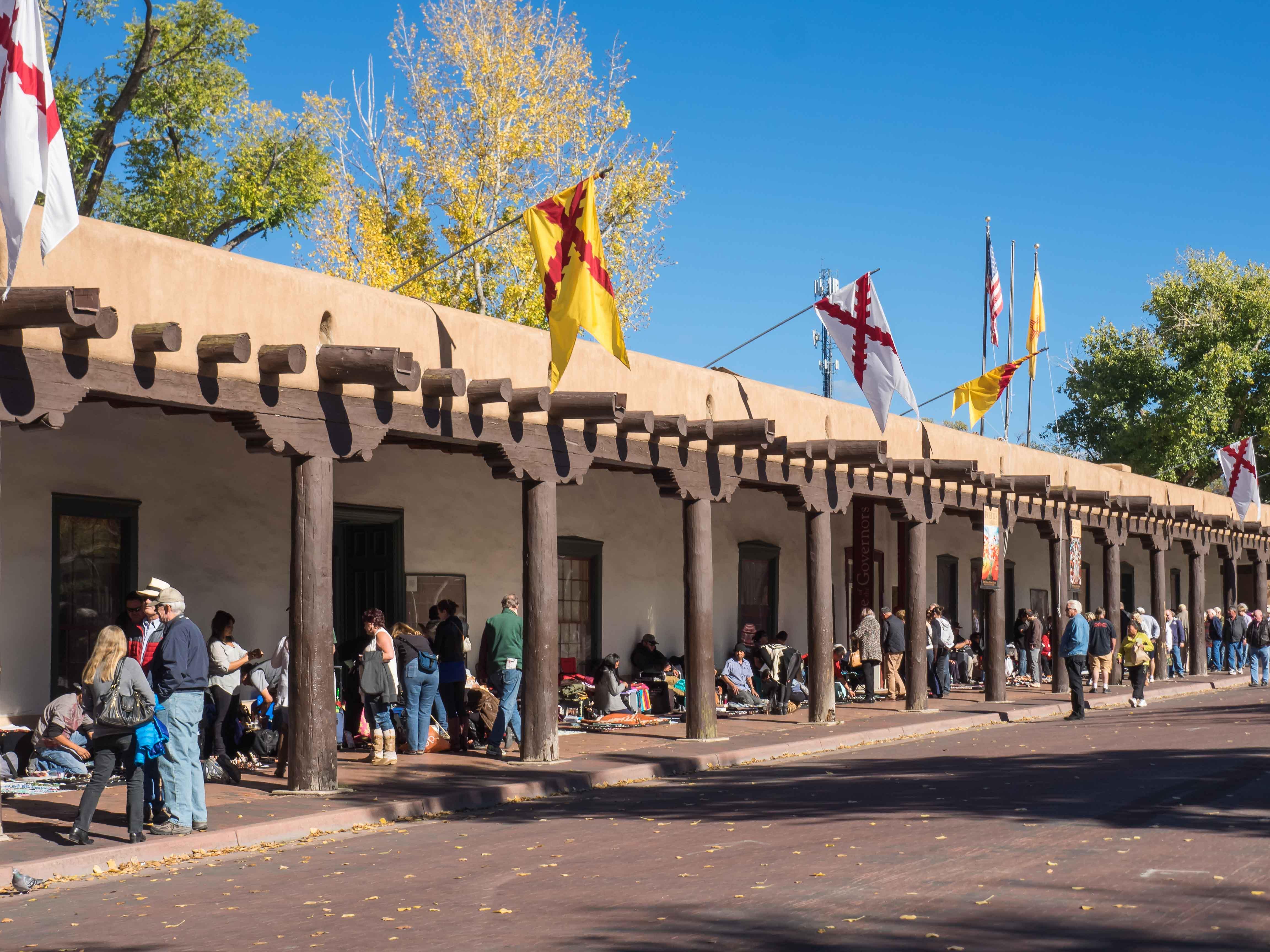 La vivante Santa Fe