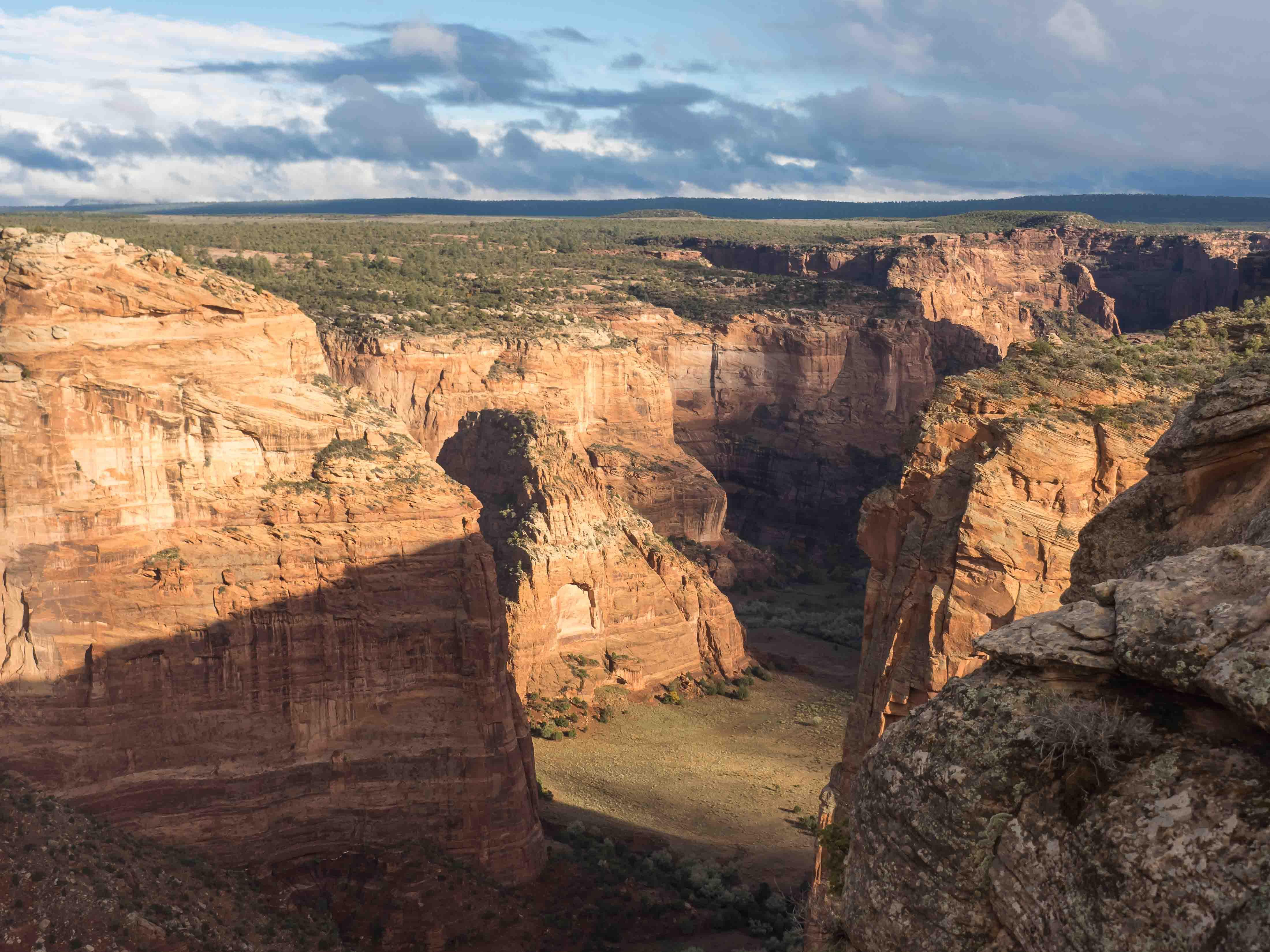 De retour en pays Navajo