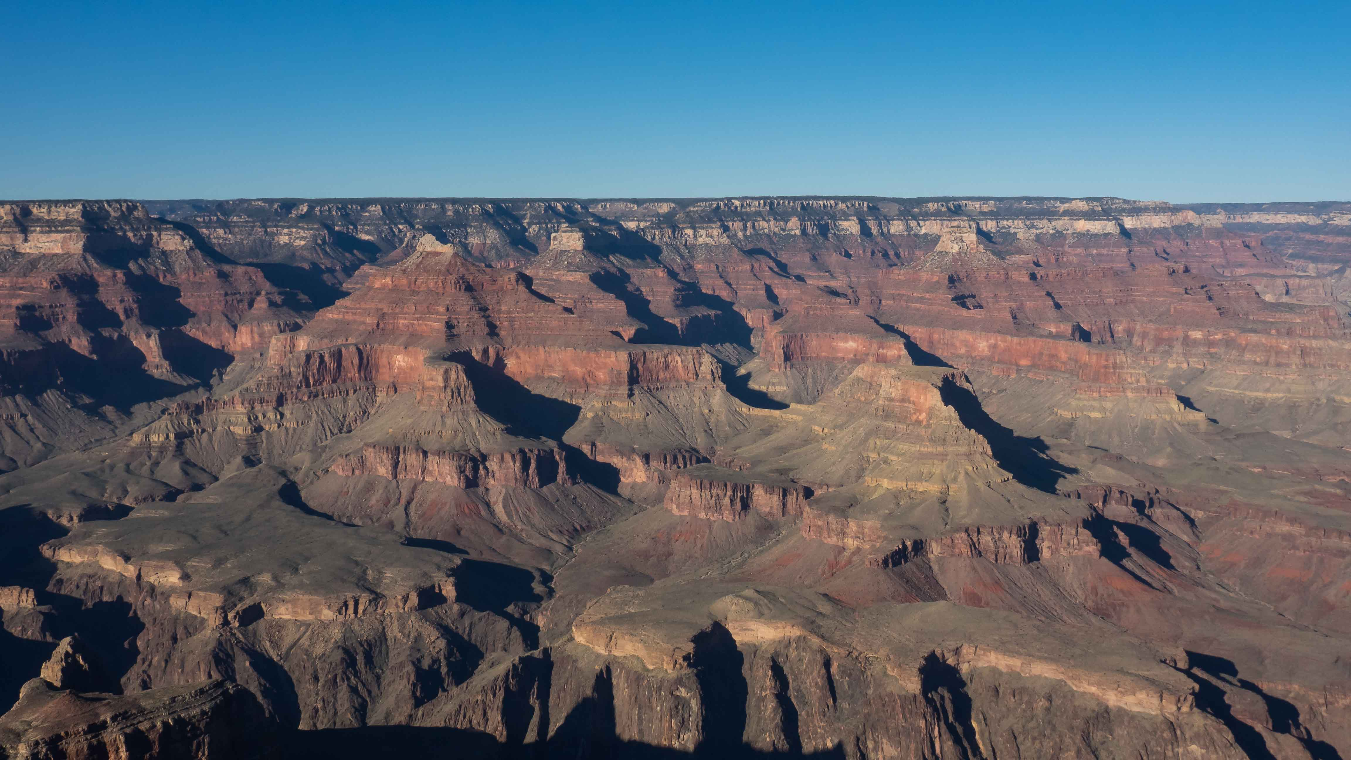 De retour au Grand Canyon