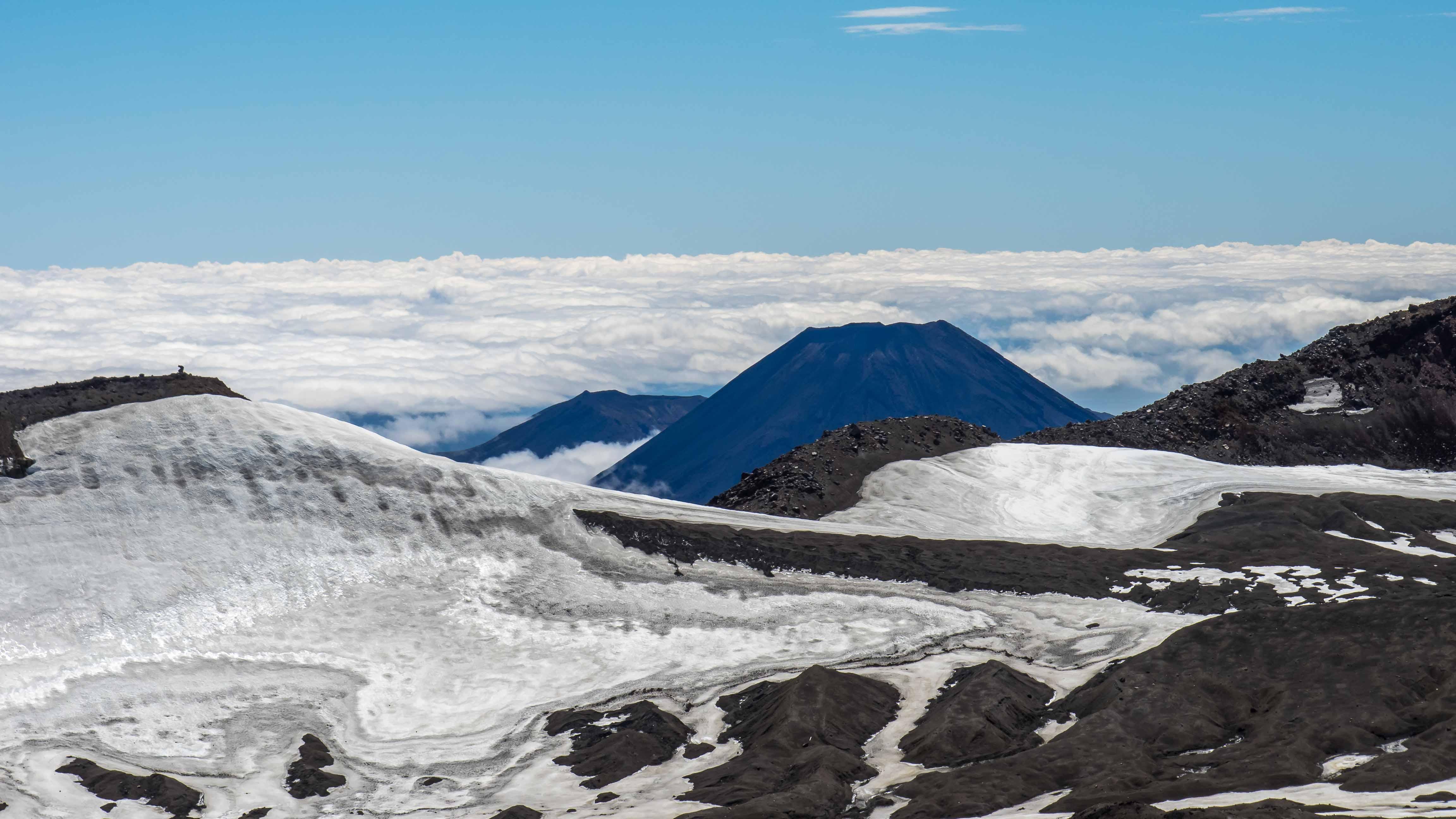 Les neiges du Ruapehu