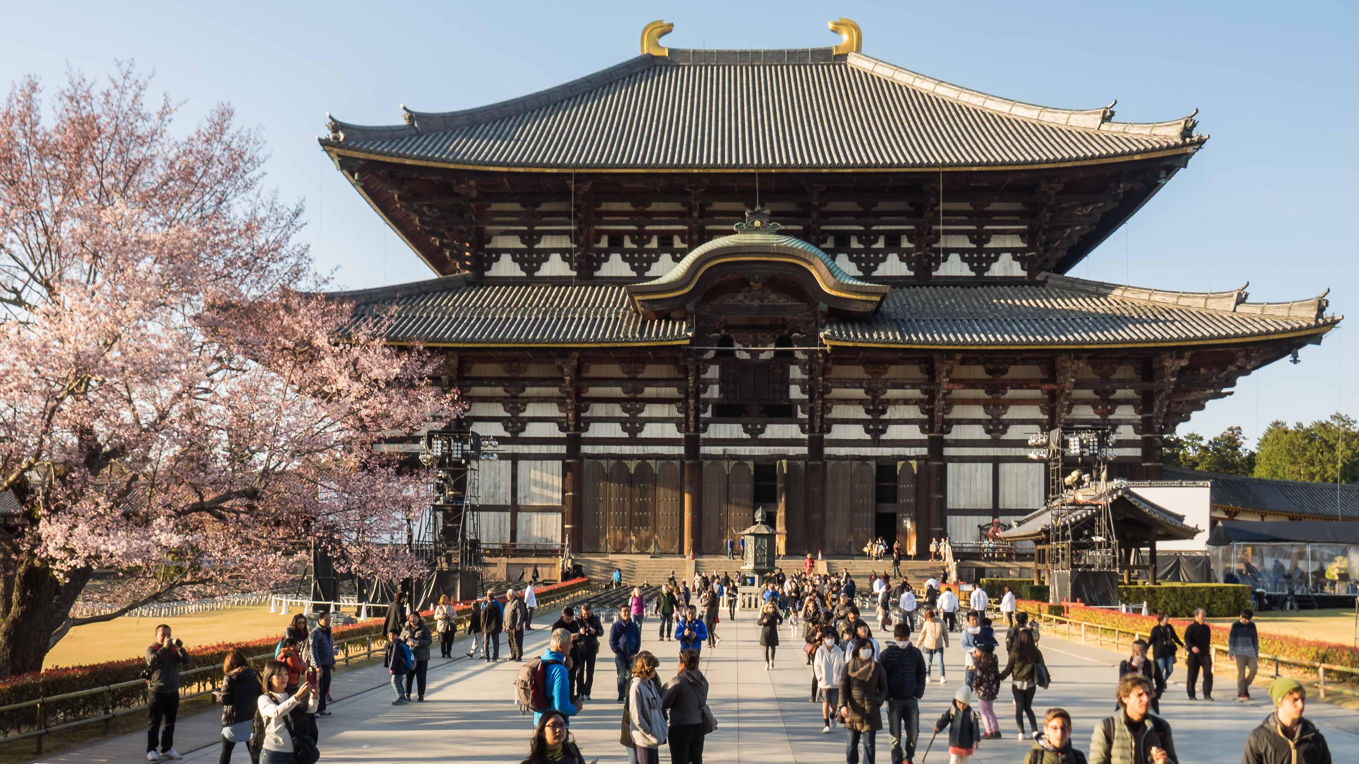 Nara et ses temples