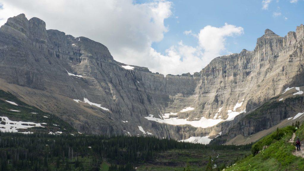 Mount Wilbur et Iceberg Peak (Glacier NP)