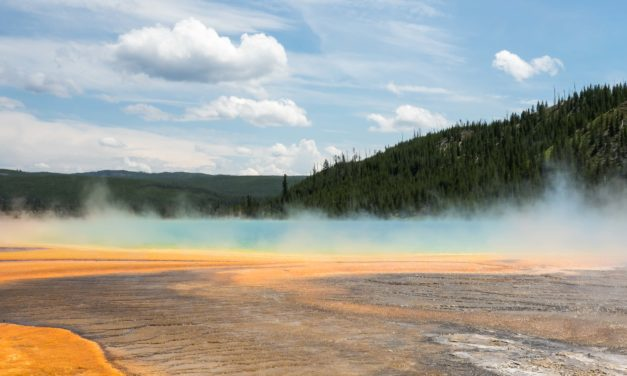 Le Yellowstone en un jour