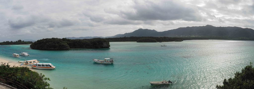 Baie de Kabira (Ishigaki)