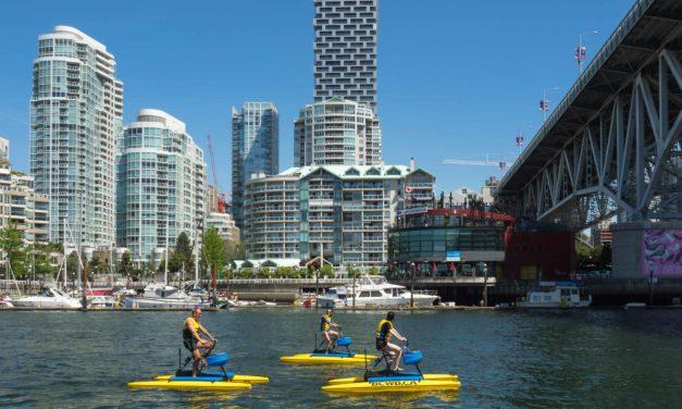 Les plaisirs de Vancouver