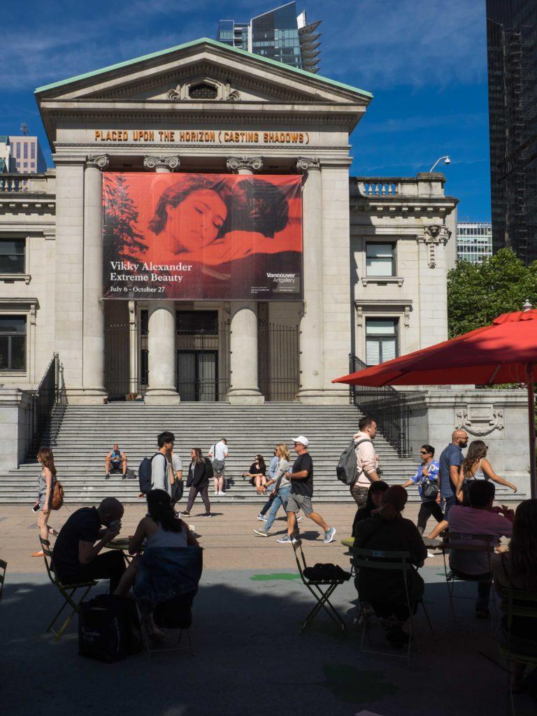 Galerie d'art de Vancouver