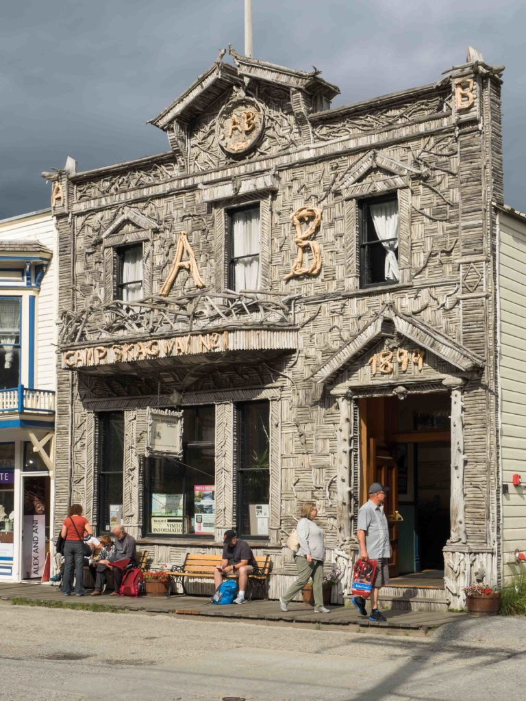 Arctic Brotherhood Hall (Skagway, Alaska)