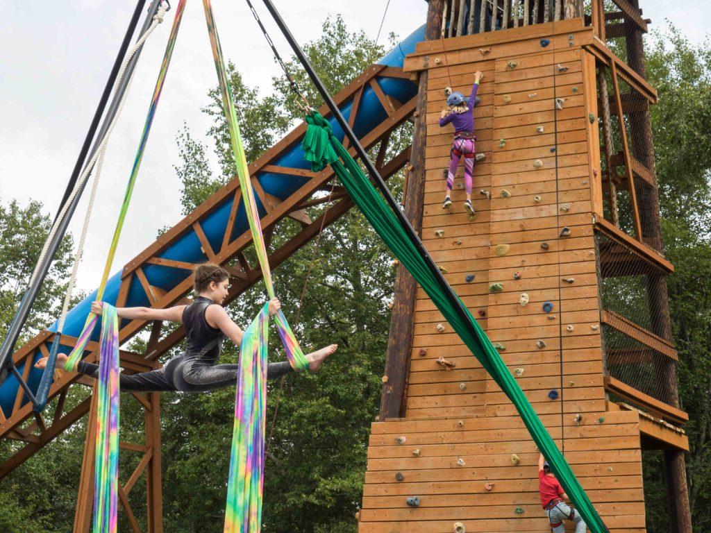 Sitka Circus (SEAK Fair à Haines)