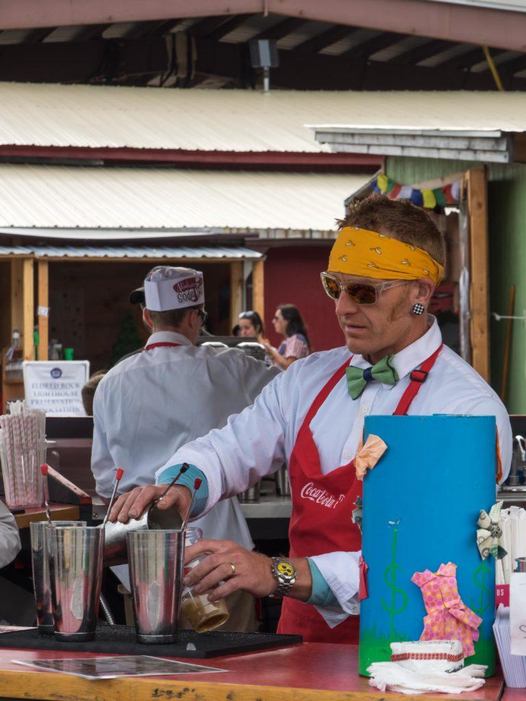 SEAK Fair à Haines