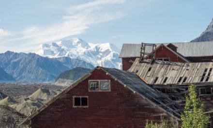 Kennecott, entre glaciers et monument historique